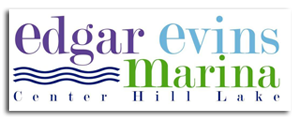 Edgar Evins Marina on Center Hill Lake